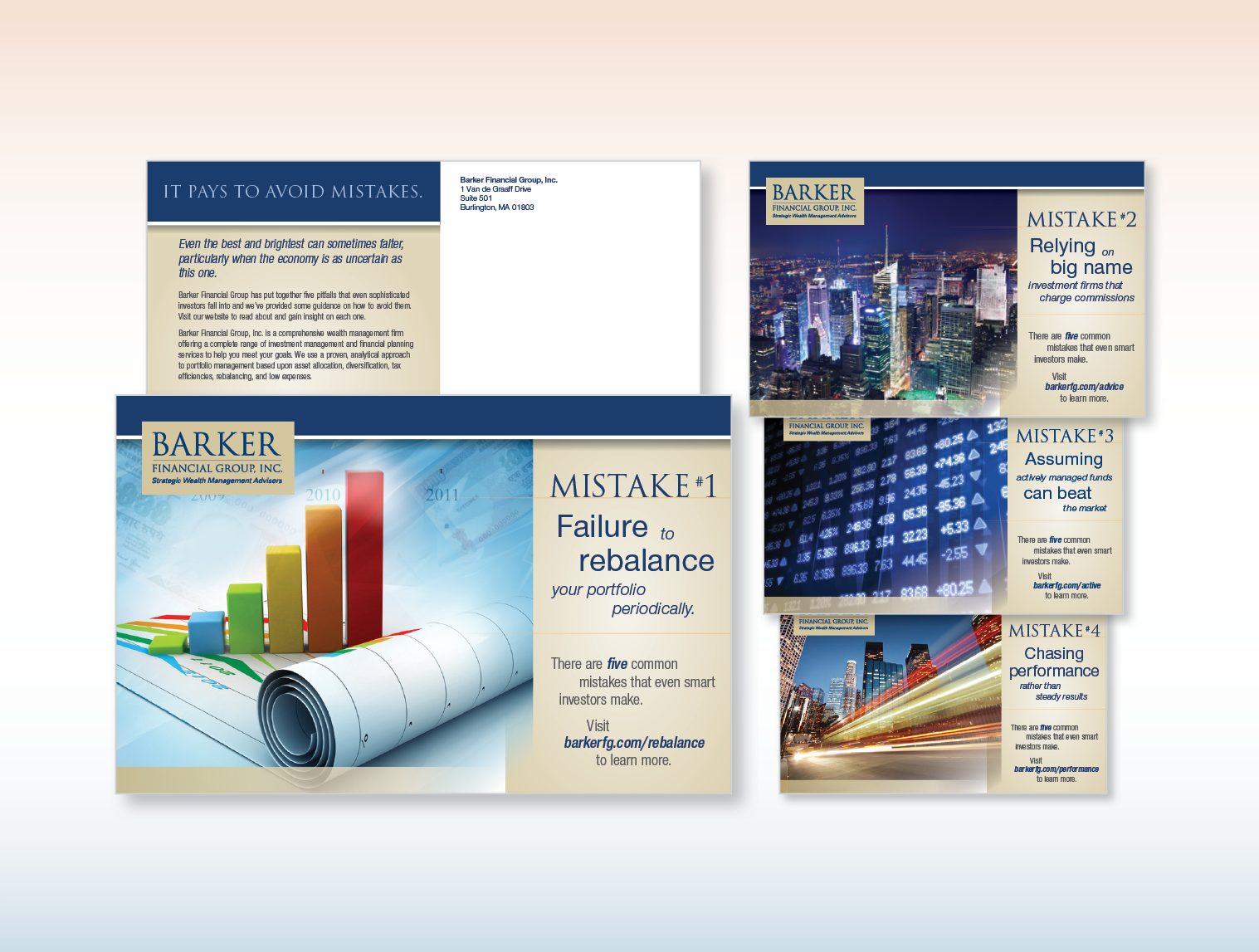 Barker Postcards