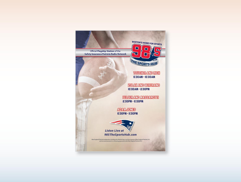 98.5 The Sports Hub Ad 2