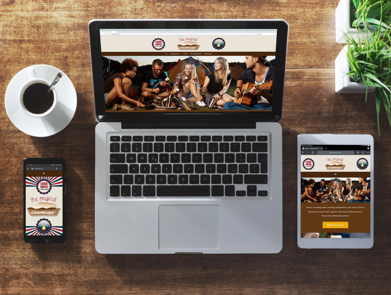 Smorecups Website