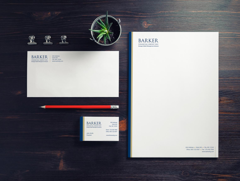 Barker Stationery