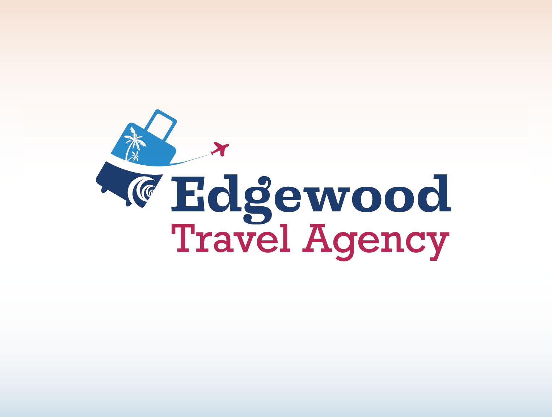 Edgewood Travel Agency Logo