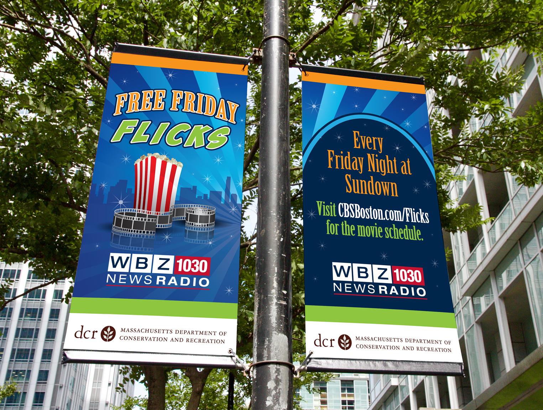 WBZ Free Friday Flicks
