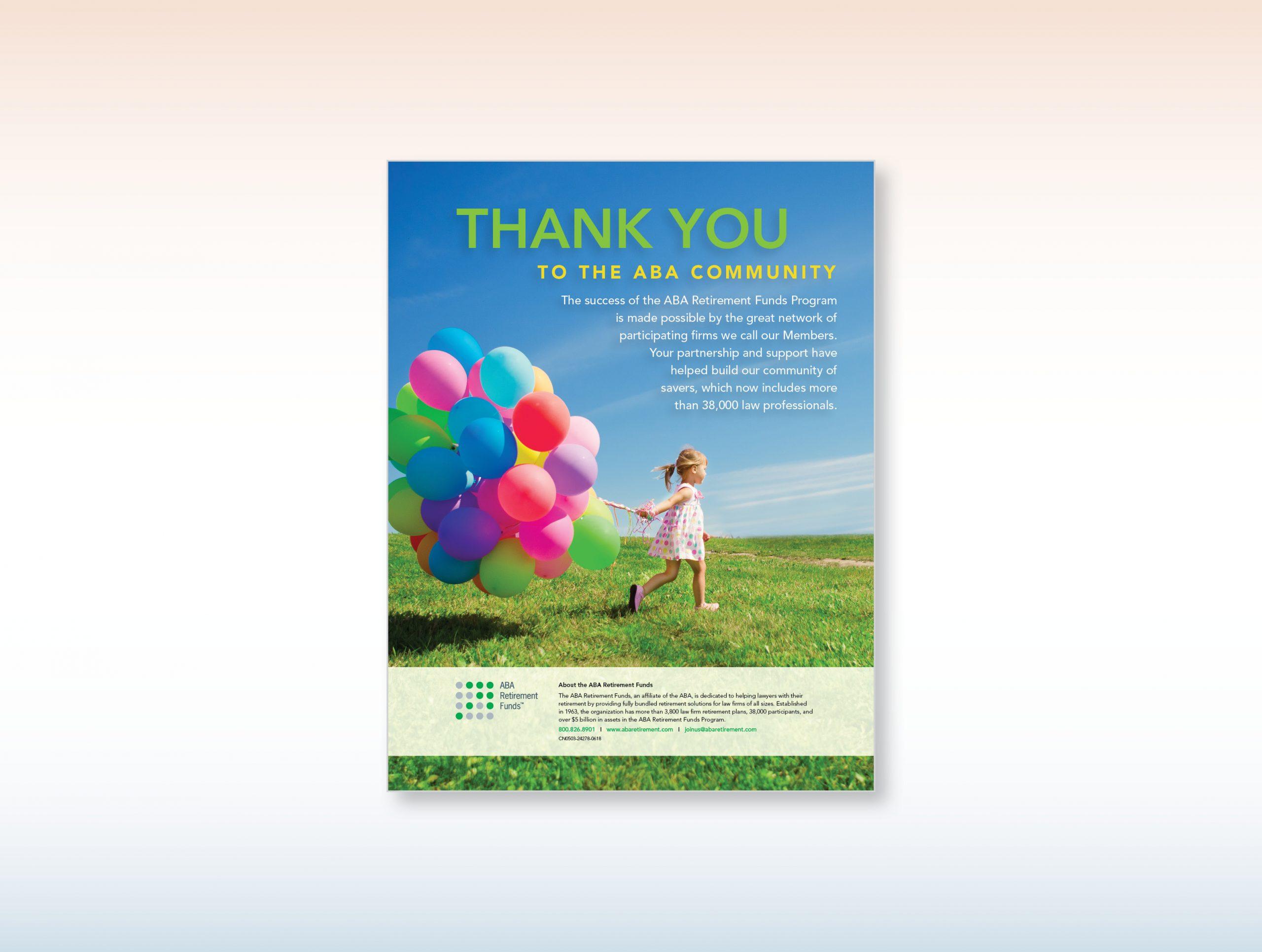 ABA Balloons Ad